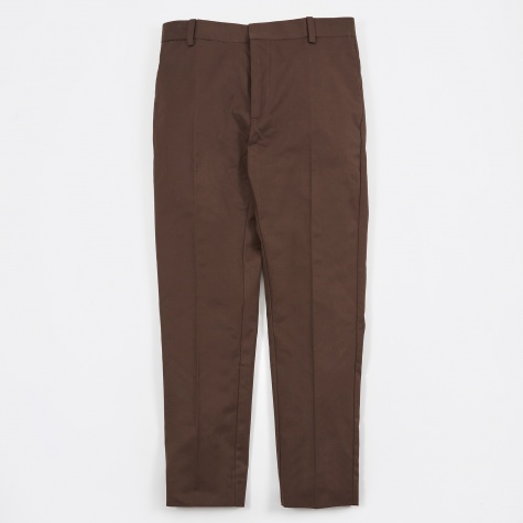 Tristan Trousers - Seal Brown