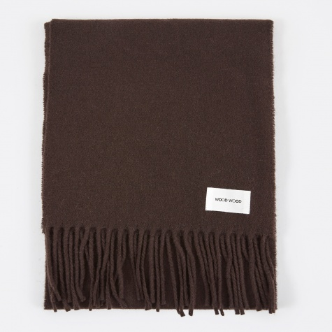 Tadd Scarf - Brown
