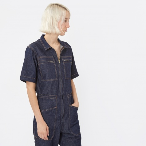Boilersuit - Indigo Denim