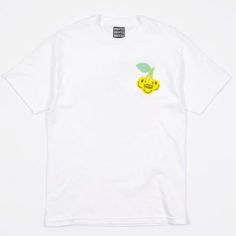 Cherry Freak' Tee - White