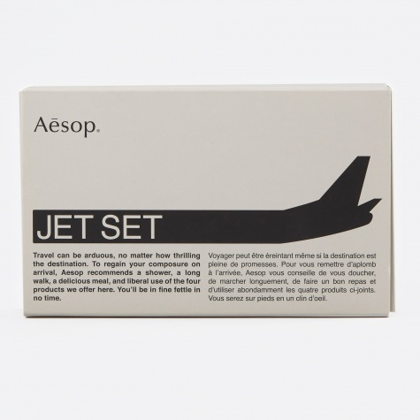 Jet Set Kit - 4x50ml