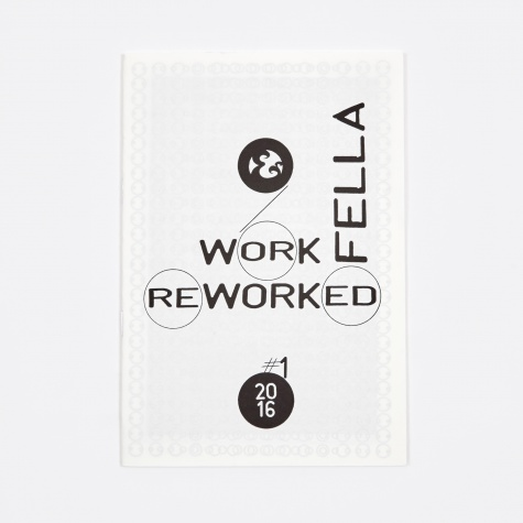 Ed Fella - Work And / Or Rework