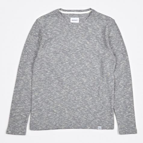 Halfdan Flame Sweat - Dark Indigo