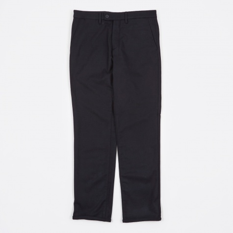 Thomas Slim Light Wool Pant - Dark Navy