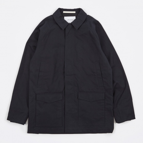 Bertram Classic Jacket - Navy