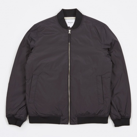Ryan Padded Jacket - Charcoal
