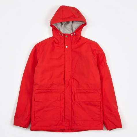Nunk Classic Jacket - Oxide Red