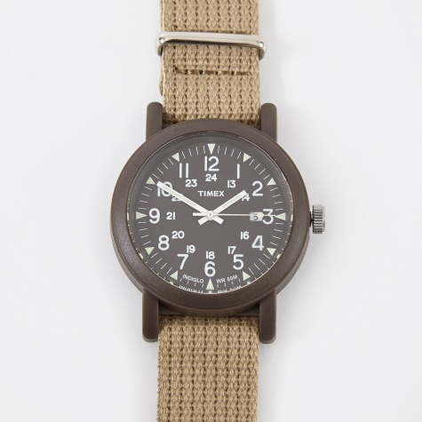Archive Camper 40mm Watch - Sand/Black