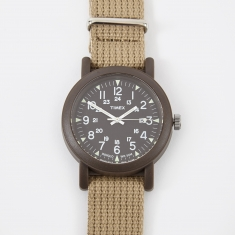 Timex Archive Camper 40mm Watch - Sand/Black
