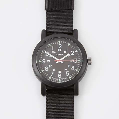 Archive Camper 40mm - Military Black/Black