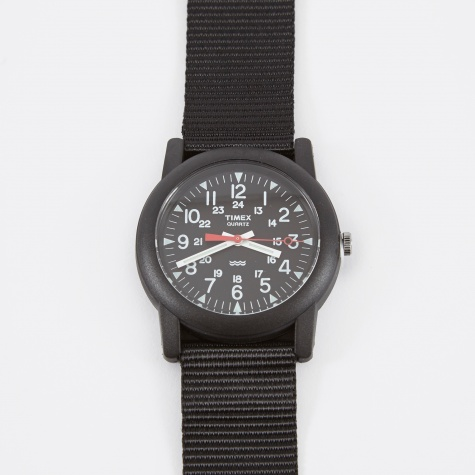 Archive Camper Mini - Military Black/Black
