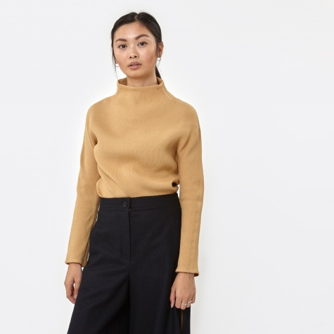 Sofia Dolman Sleeve Top - Clay