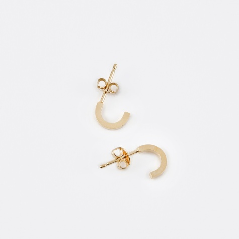 Earpiece PHASE S (Pair) - 18K Gold Plated