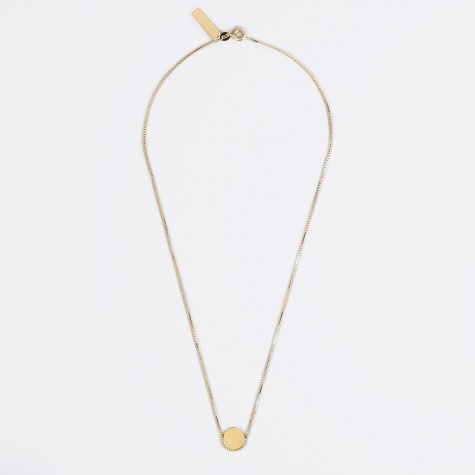 Necklace NOVEL S - 18K Gold Plated