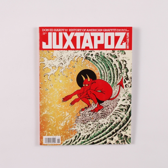 Juxtapoz - Issue 125 (Image 1)