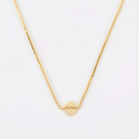 LUNE Necklace - Gold Plated