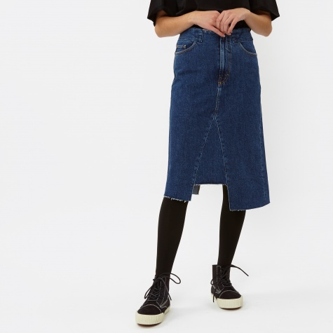 Holmes Skirt Dark Denim - Blue Dark