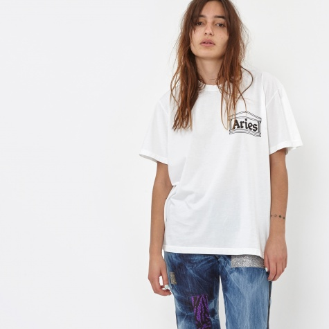 S/S Dead Rat T-Shirt - White