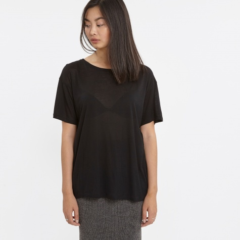 Loose T-Shirt - Black