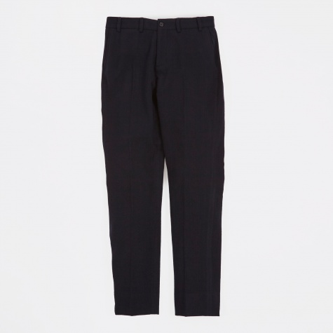 Classic Trousers - Worsted Military Wool