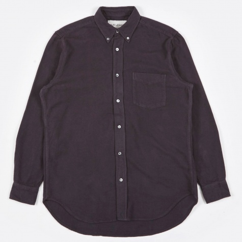 Original Button Shirt - Smog Ultimate Flannel