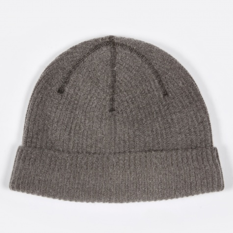 Knitted Hat - Cloud Grey