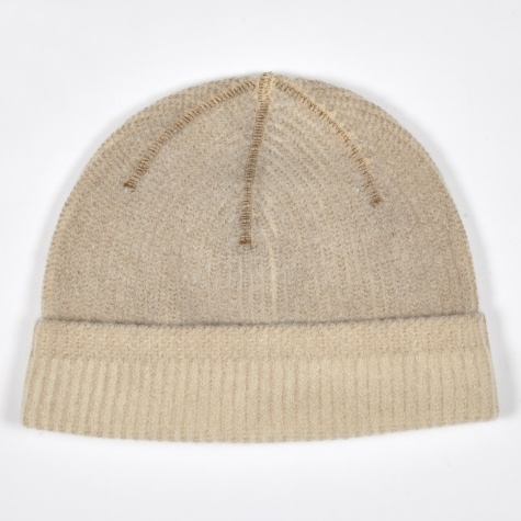 Knitted Hat - Nicotine