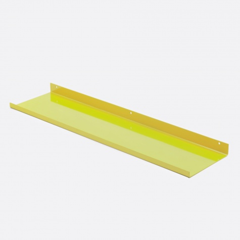 Etagere 60 60 x15 - Yellow