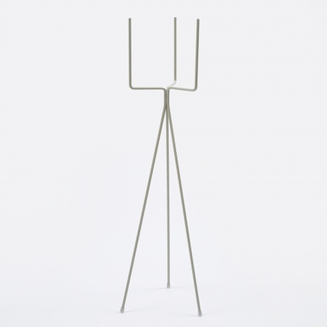 High Plant Stand - Grey