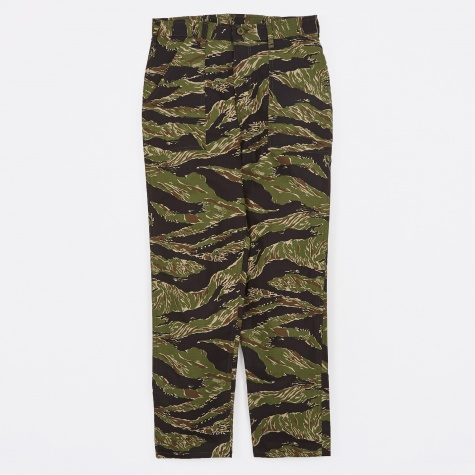 Taper Fit 4 Pocket Fatigue Pant 8.5oz - Tiger Stripe Ri