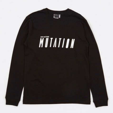 PAM Perks & Mini Mutation L/S Tee - Black