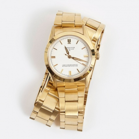 UCR4A07 Watch - Gold