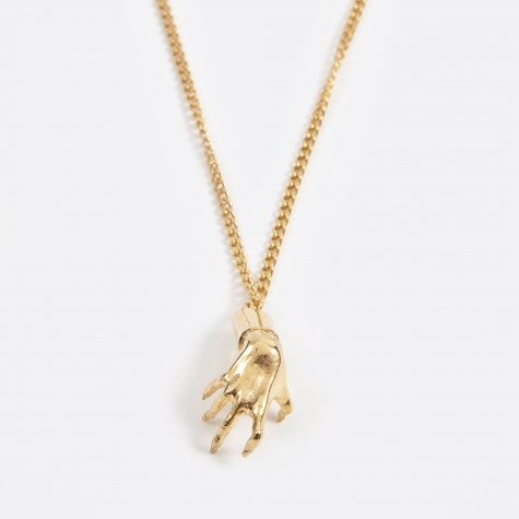 UCR4N02 Chain - Gold