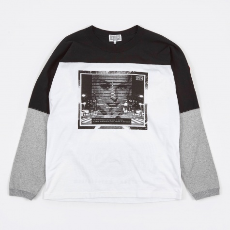 P.O.D Long Sleeve T-Shirt - White