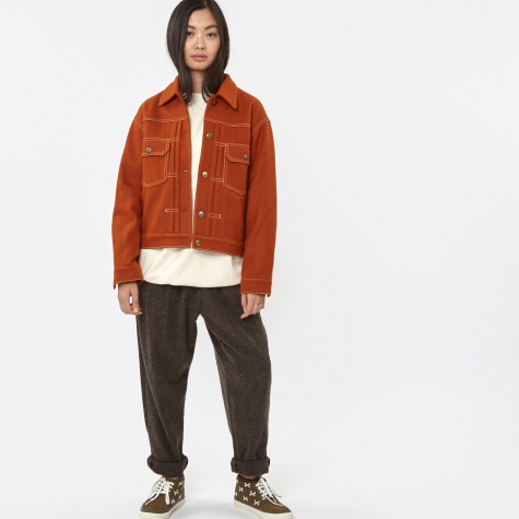 1953 Type II Jacket - Rust