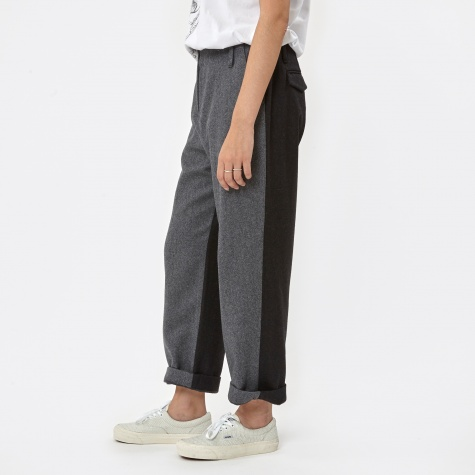 Bi-Colour Chino - Grey/Charcoal