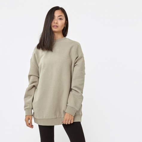 Oversized Sweater - Aluminium