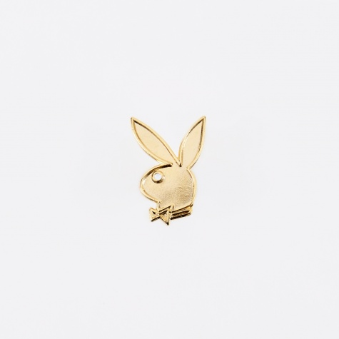 x Playboy Bunny Pin - Gold