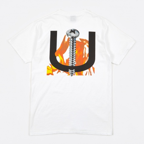 WG Screw-U Tee - White