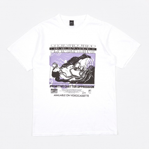 Basic Instinct Tee - White