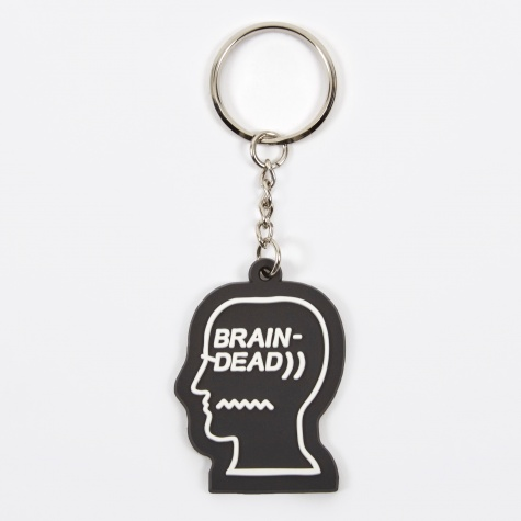 Logo Key Chain - Black