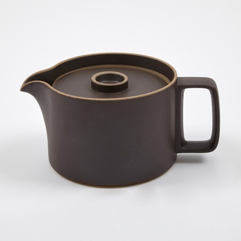 Tea Pot Black - 145x106