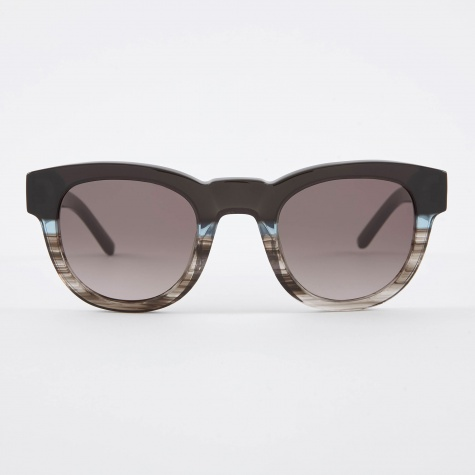 Jodie Sunglasses - Blue Above The Grey