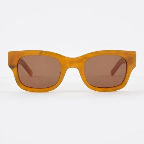 Lubna Sunglasses - Yellow Truffle