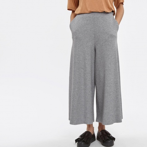 Berta Culottes- Light Grey
