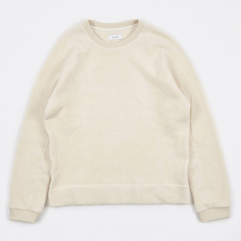 Sherpa Sweat - Natural