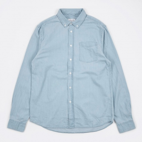 Crosby Denim Shirt - Washed Indigo