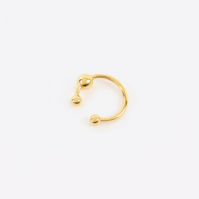 Maria Black Labret Multi Cuff - 14K Gold Plated (Image 1)