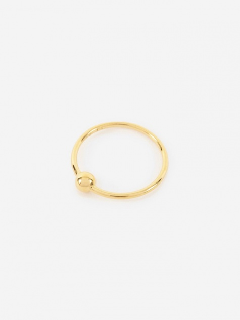 Helix Ring - 14K Gold Plated