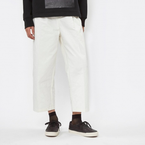 PAM Tie Up Pike Trouser - Cream